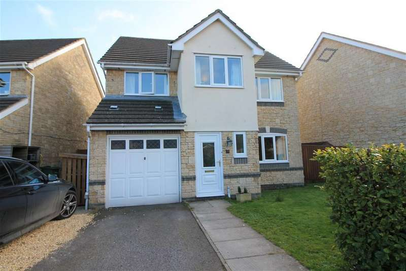 4 Bedrooms Detached House for sale in Hawthorn Crescent, Yatton, North Somerset, BS49 4BF