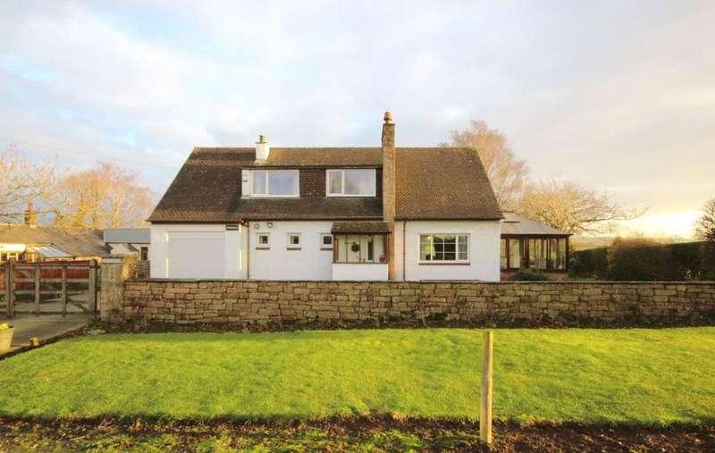 4 Bedrooms Bungalow for sale in Fifestones, Park Broom, Carlisle, Cumbria