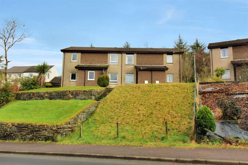 2 Bedrooms Flat for sale in 5 Craignish Place, Lochgilphead, PA31 8TX