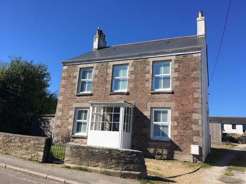 4 Bedrooms Detached House for sale in Grampound Road