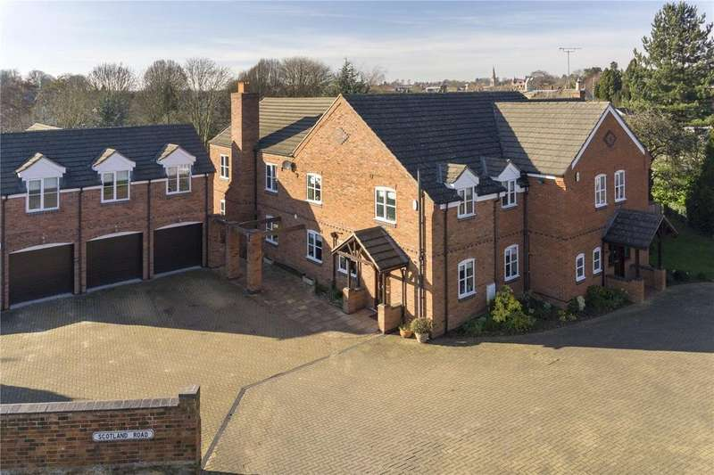 5 Bedrooms Detached House for sale in Fox House, Little Bowden