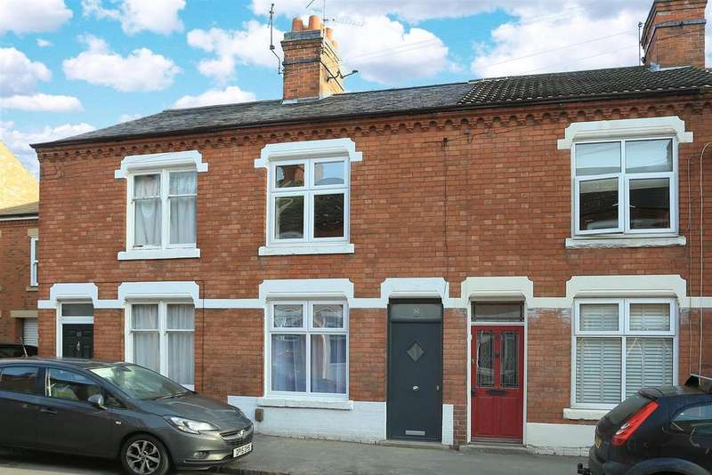 2 Bedrooms Terraced House for sale in Hearth Street, Market Harborough