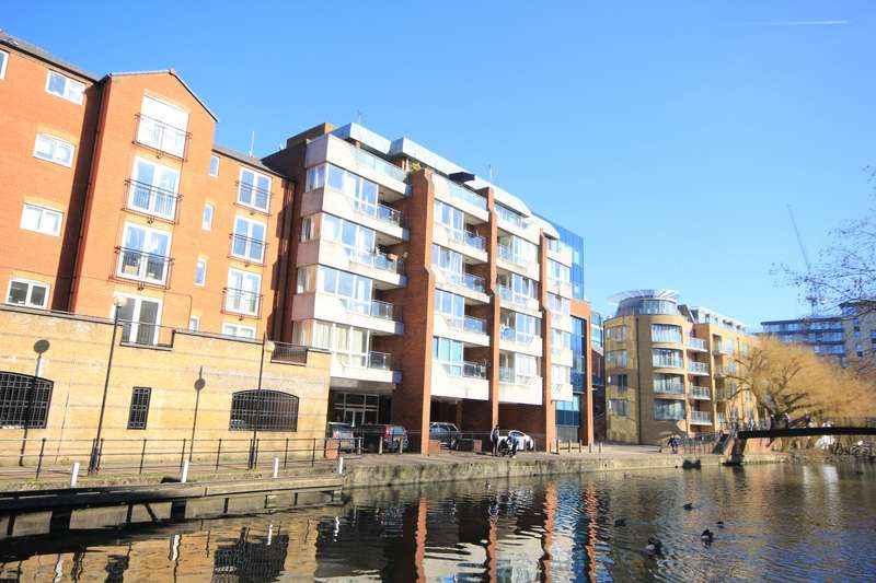 2 Bedrooms Apartment Flat for sale in Kings Reach Court, Crane Wharf, Reading, RG1