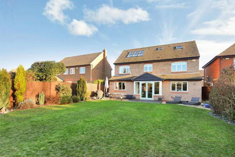 5 Bedrooms Detached House for sale in Bailey Close, Loughborough, Leicestershire
