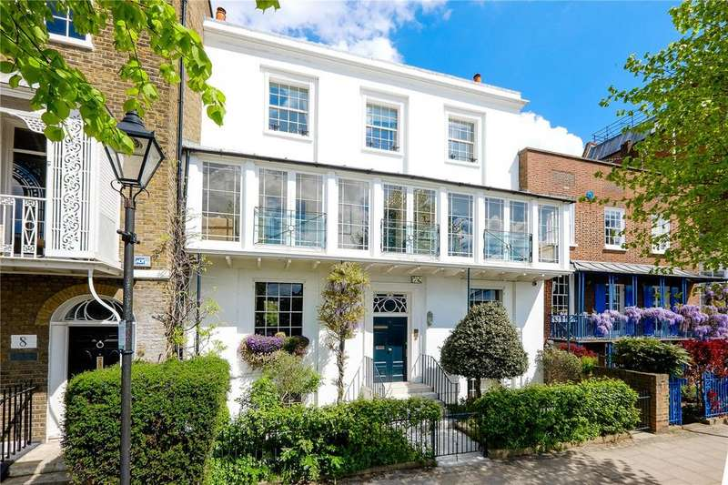 6 Bedrooms Terraced House for sale in Lower Mall, Hammersmith, London, W6