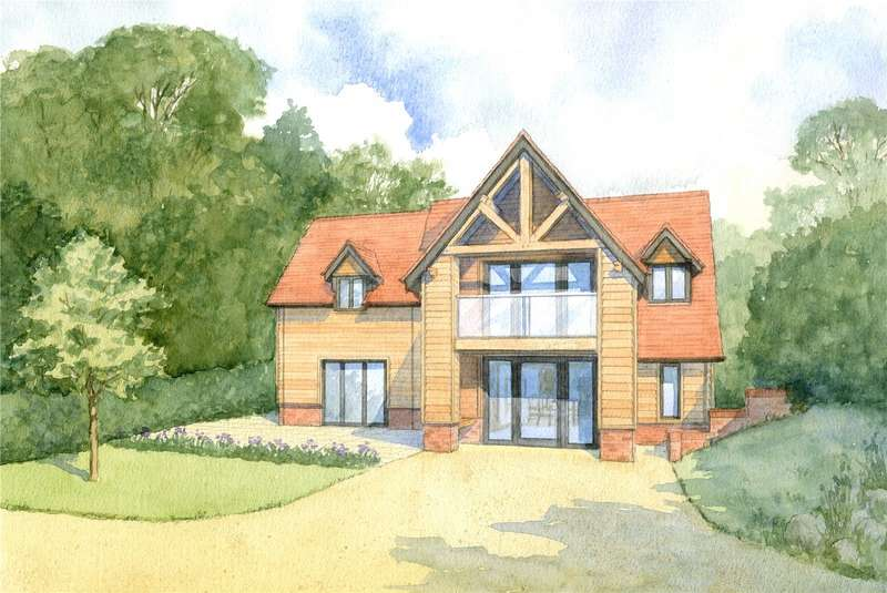 Plot Commercial for sale in Doctors Hill, Sherfield English, Romsey, Hampshire, SO51