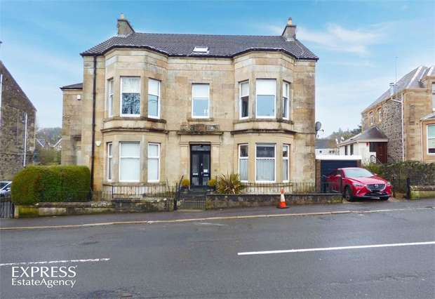 4 Bedrooms Flat for sale in Bridge of Weir Road, Kilmacolm, Inverclyde