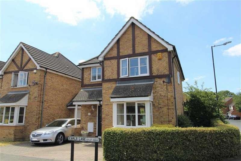 3 Bedrooms Semi Detached House for sale in Earls Lane, Cippenham, Berkshire