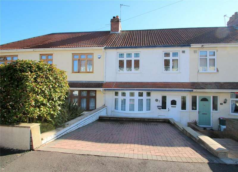 3 Bedrooms Terraced House for sale in Eastlyn Road, Bedminster Down, BRISTOL, BS13