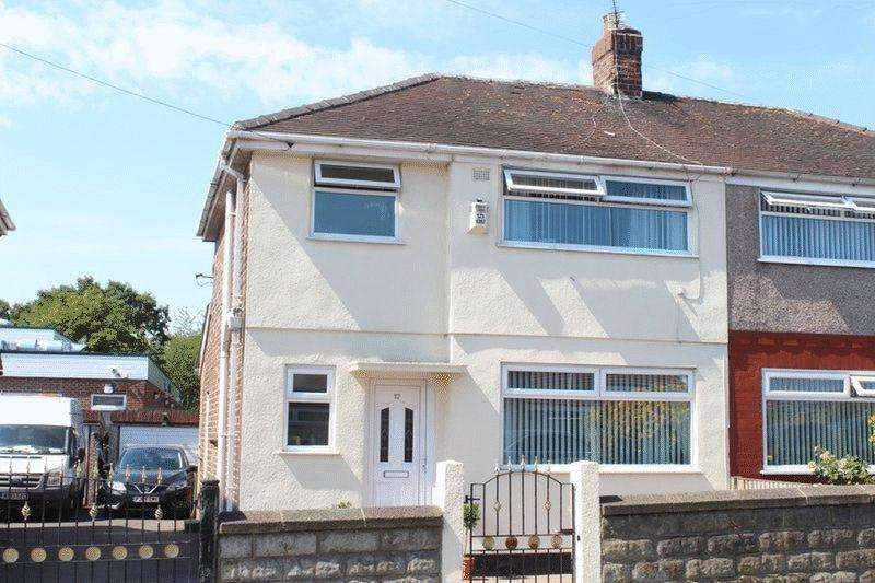 3 Bedrooms Semi Detached House for sale in Sandiways Avenue, Bootle
