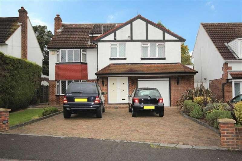 6 Bedrooms Detached House for sale in Grange Road, Elstree, Hertfordshire