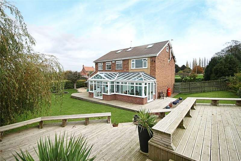 5 Bedrooms Detached House for sale in Low Worsall, Yarm