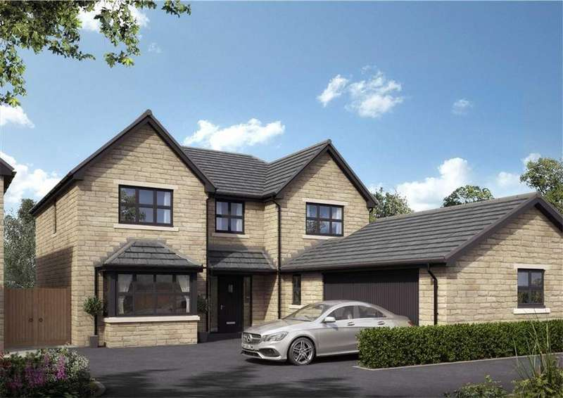 5 Bedrooms Detached House for sale in Spring Meadows, Colne, Lancashire