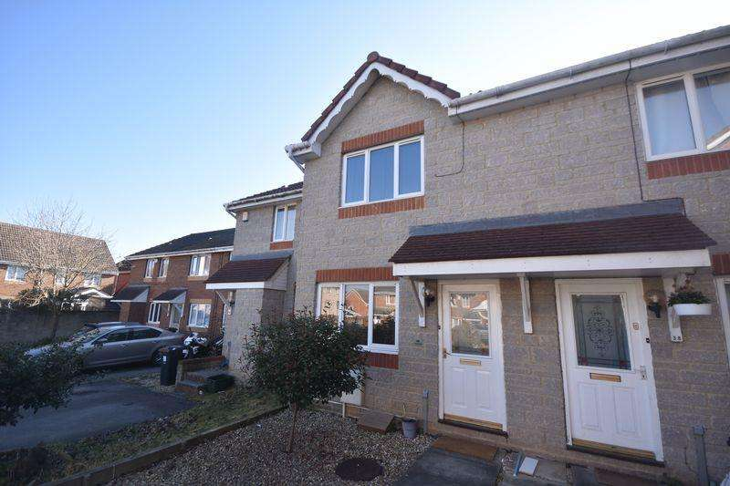 2 Bedrooms Terraced House for sale in Johnson Road, Emersons Green
