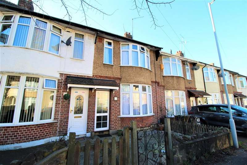 2 Bedrooms House for sale in St. Monicas Avenue, Luton