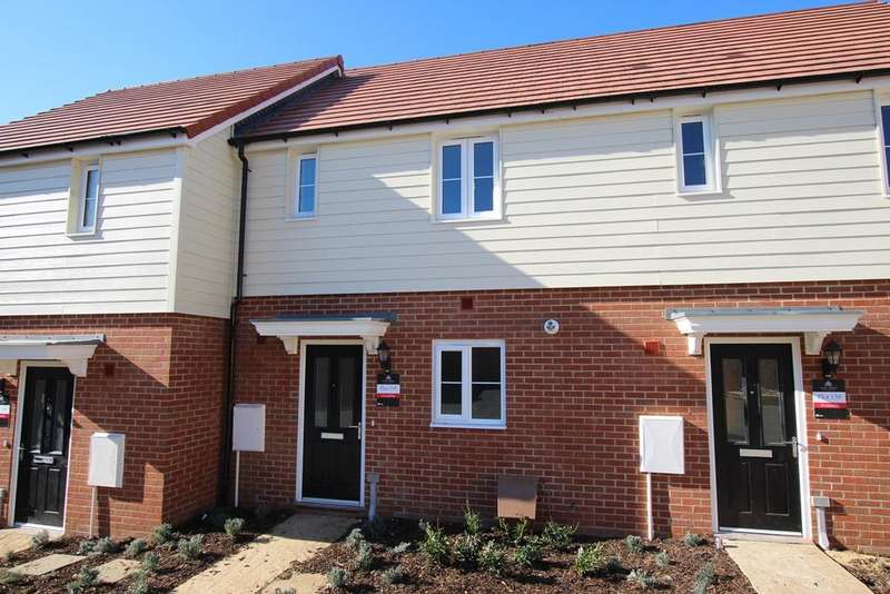 2 Bedrooms Terraced House for sale in Tall Trees, Potton, SG19