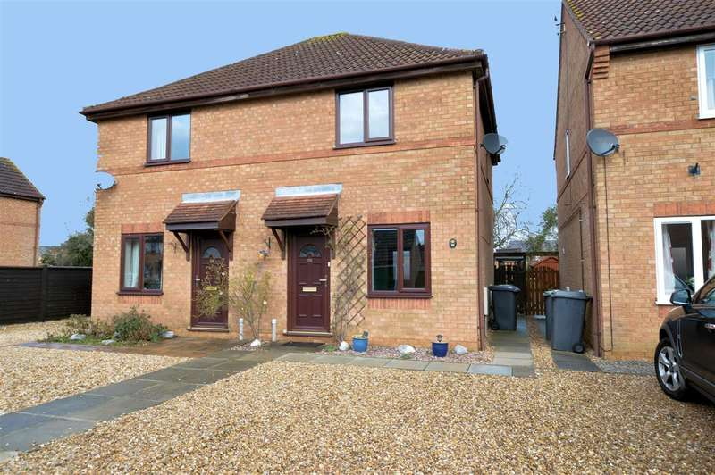2 Bedrooms Semi Detached House for sale in Winchester Way, Sleaford