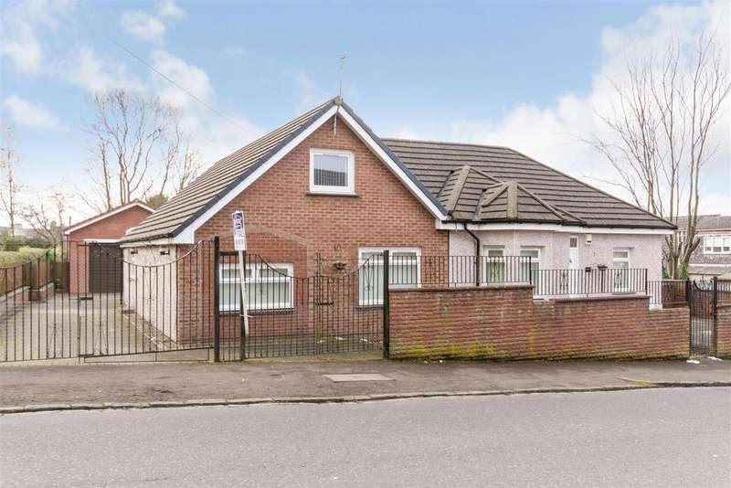 5 Bedrooms House for sale in Glenpark Street, Wishaw