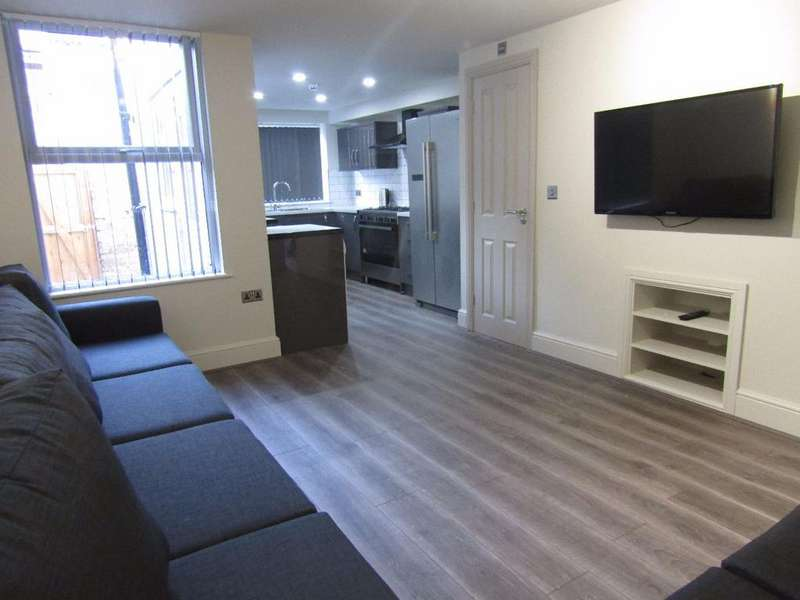 6 Bedrooms Terraced House for rent in Ridley Road, Kensington, Liverpool