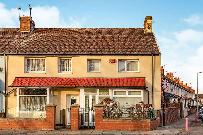 3 Bedrooms Property for sale in Ayresome Street, Middlesbrough, TS1