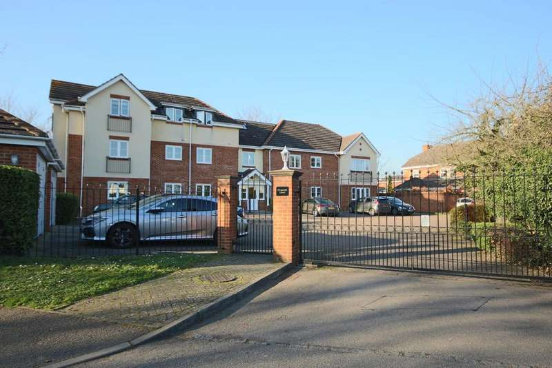 2 Bedrooms Flat for sale in Cox Green Lane, Maidenhead