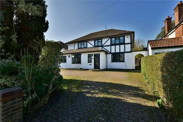 5 Bedrooms Detached House for sale in Syke Cluan, IVER, Buckinghamshire