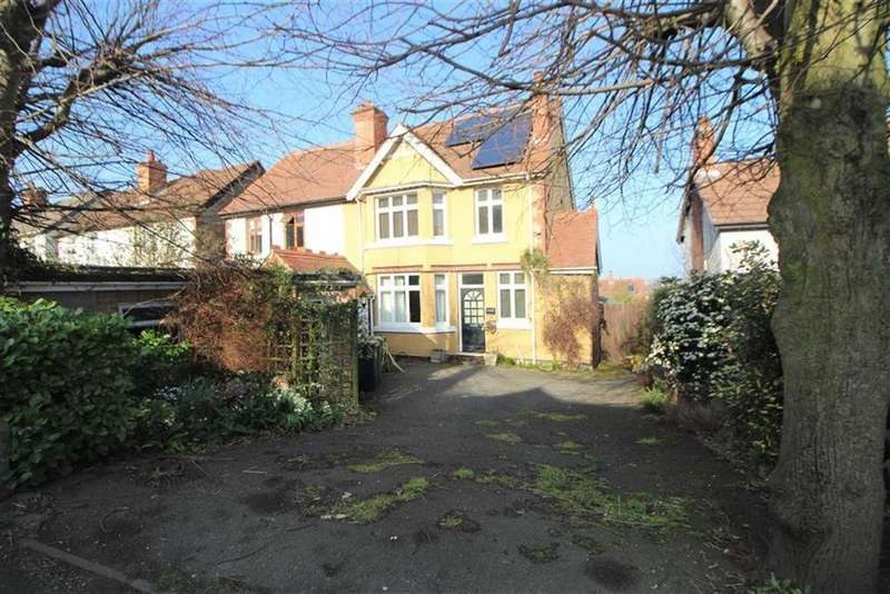 3 Bedrooms Semi Detached House for sale in Heage Road, Ripley, Derbyshire