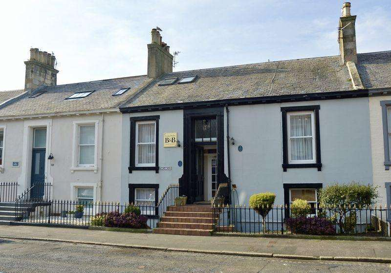 8 Bedrooms Terraced House for sale in Queens Terrace, Ayr