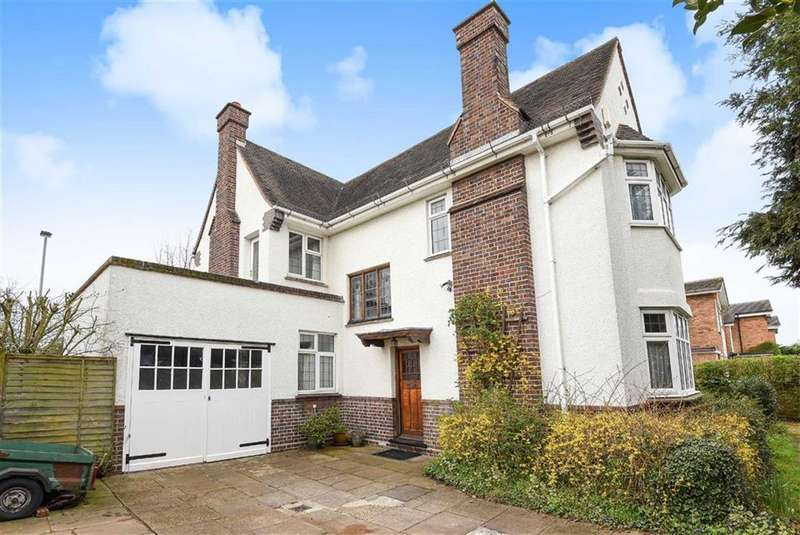 3 Bedrooms Detached House for sale in Caves Lane, Bedford