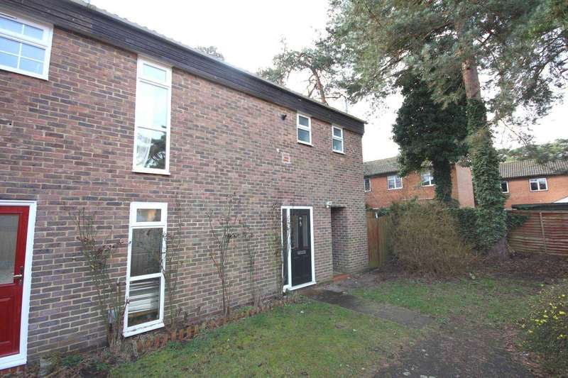 2 Bedrooms End Of Terrace House for sale in Nuthurst, Bracknell
