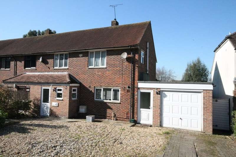 3 Bedrooms Semi Detached House for sale in Sidestrand Road, Newbury, RG14