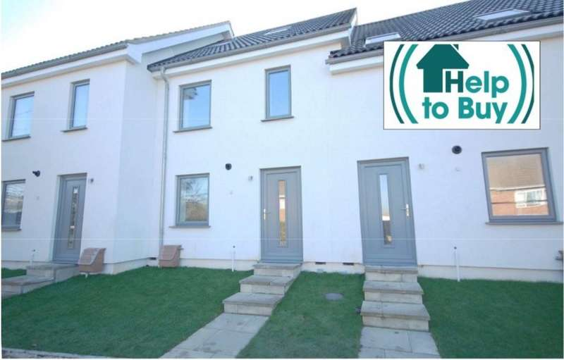 3 Bedrooms Terraced House for sale in 10 The Link, Louth, LN11 8BA