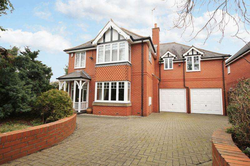 5 Bedrooms Detached House for rent in Brackenfield Road, Newcastle Upon Tyne