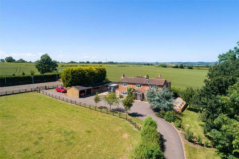 5 Bedrooms Detached House for sale in Gaddesby Lane, Kirby Bellars, Melton Mowbray
