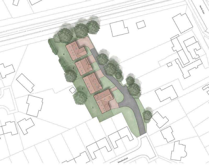 Plot Commercial for sale in Meadowfield, Sleaford, NG34