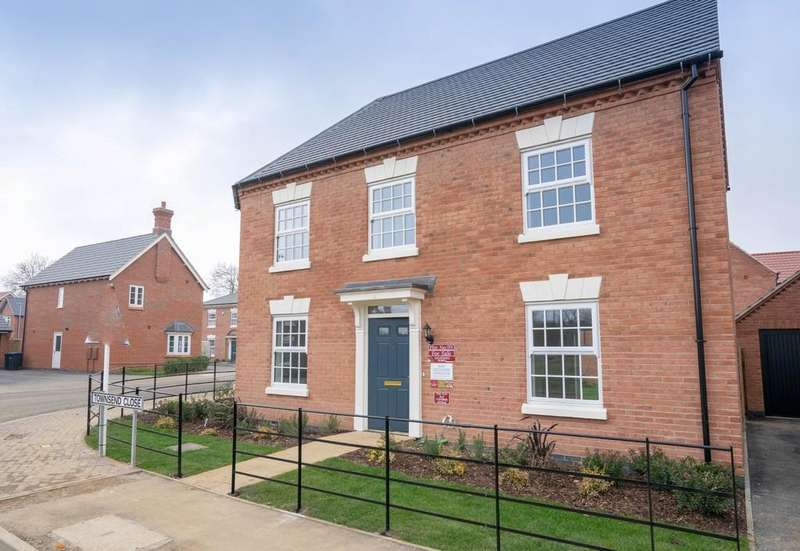 4 Bedrooms Detached House for sale in The Carlton at The Willows, Husbands Bosworth