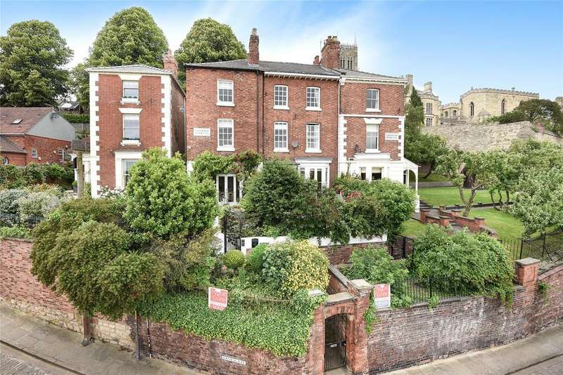 4 Bedrooms Terraced House for sale in Ventnor Terrace, Lincoln, LN2