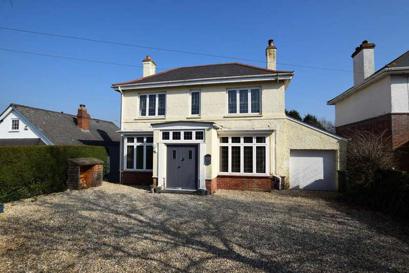 4 Bedrooms House for sale in Chudleigh Road, Alphington, EX2
