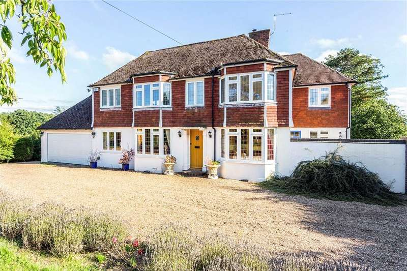 5 Bedrooms Detached House for sale in Straight Mile, Etchingham, East Sussex, TN19