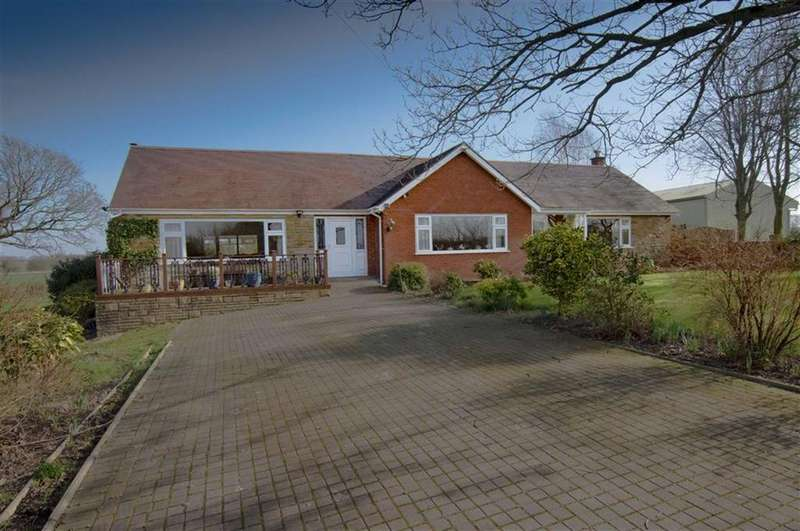 3 Bedrooms Detached Bungalow for sale in Ridley Lane, Croston, PR26