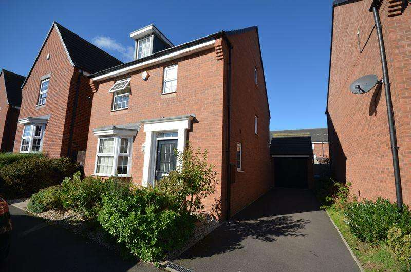 4 Bedrooms Detached House for sale in Marnham Road, West Bromwich