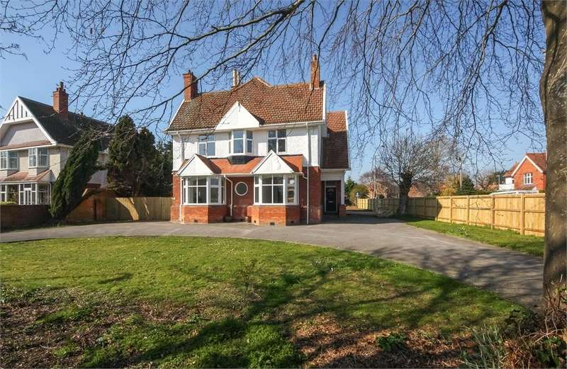 7 Bedrooms Detached House for sale in Avalon, 25 Rectory Road, BURNHAM-ON-SEA, Somerset
