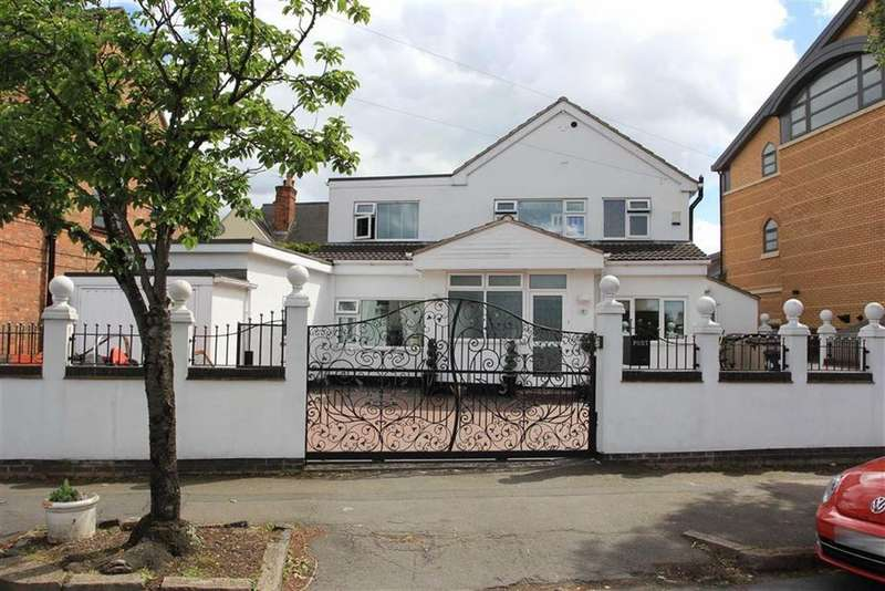 5 Bedrooms Detached House for sale in Evington Drive, Evington, Leicester