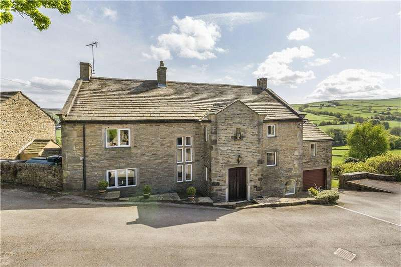 4 Bedrooms Unique Property for sale in Leys House, Lothersdale