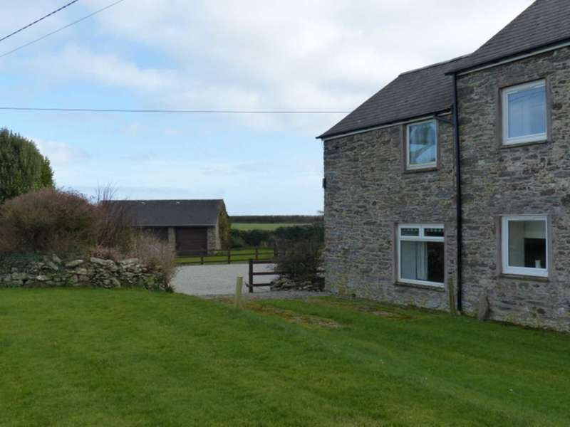 2 Bedrooms Cottage House for sale in Moor Farm Cottages, East Portlemouth
