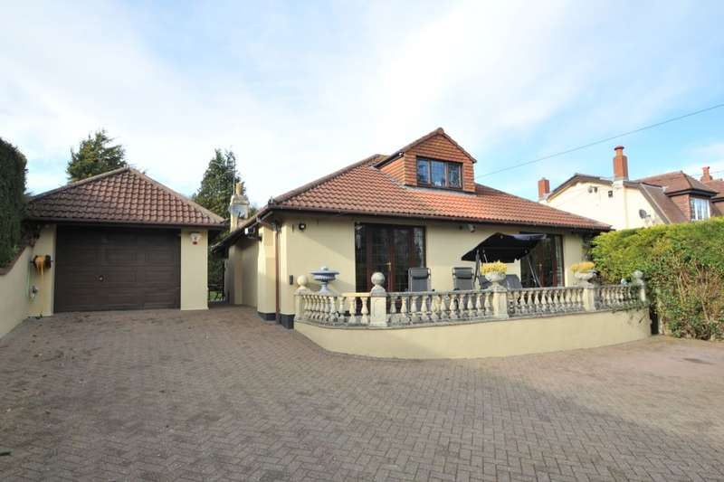 3 Bedrooms Detached Bungalow for sale in Stockwood Vale, Keynsham, Bristol, BS31