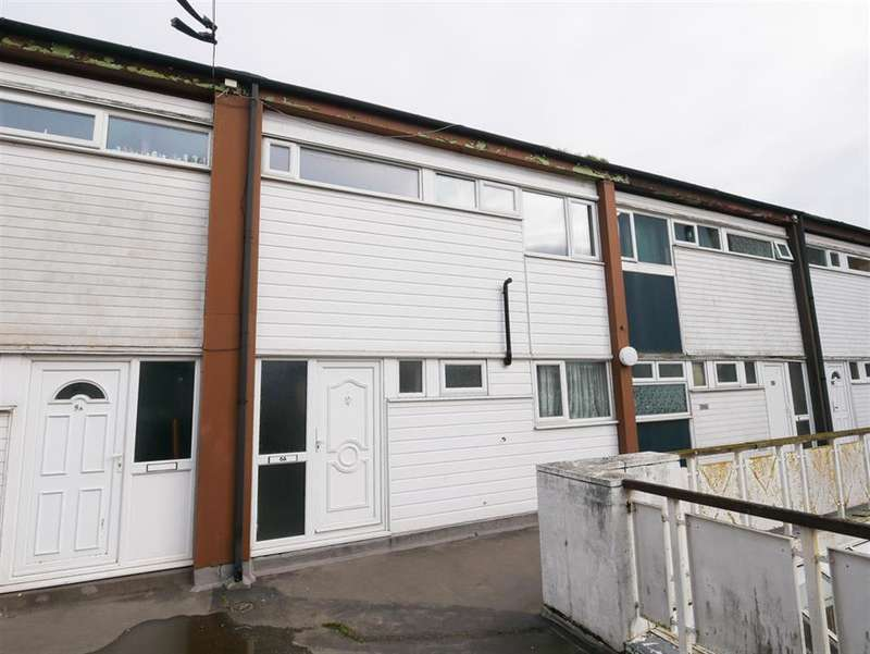 3 Bedrooms Maisonette Flat for sale in St. Catherines Place, Bedminster, Bristol, BS3 4HG