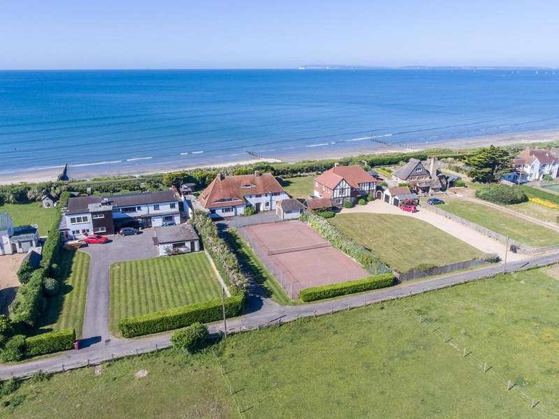 8 Bedrooms Detached House for sale in East Strand, West Wittering, PO20