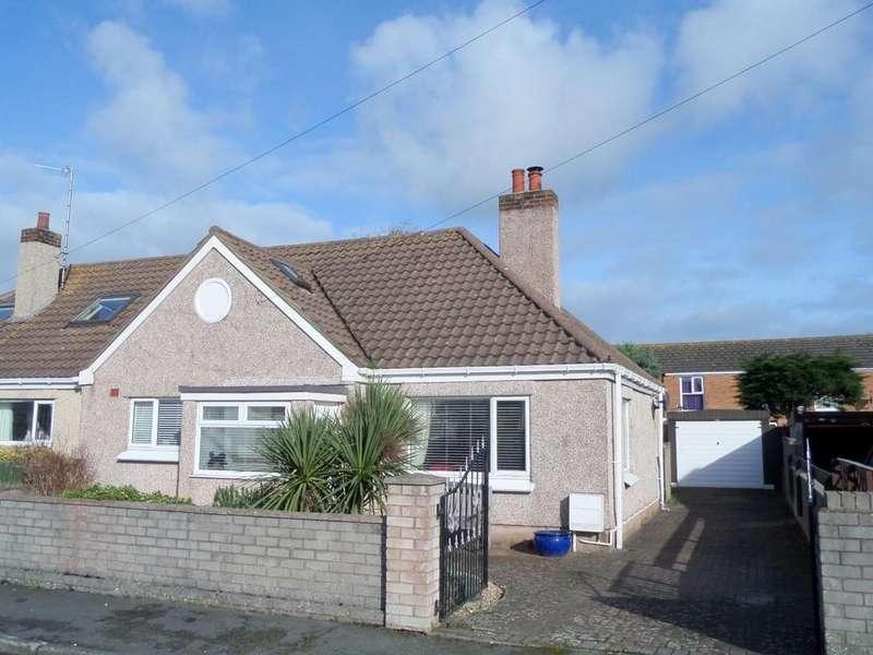 2 Bedrooms Semi Detached Bungalow for sale in Llandudno, Conwy, North Wales