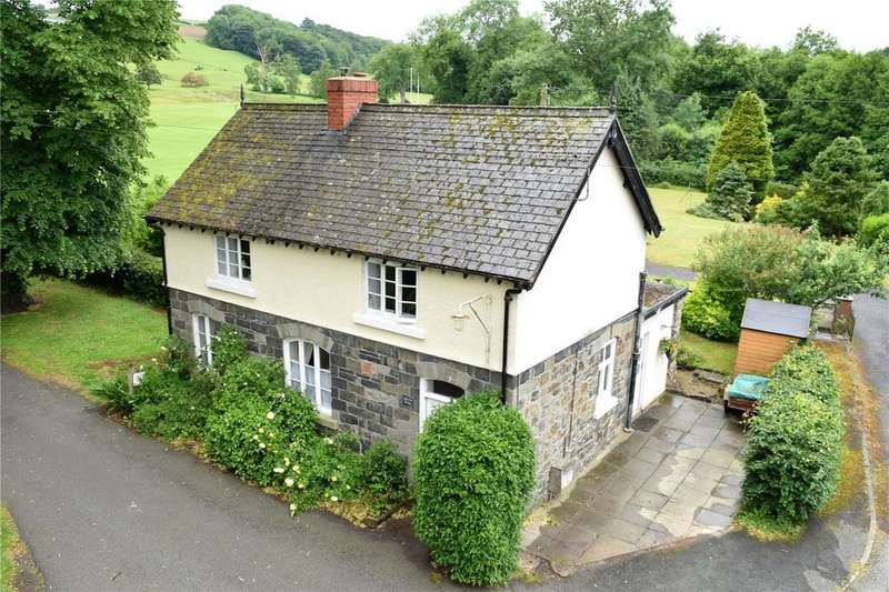 2 Bedrooms Detached House for sale in Llanfyllin, Powys